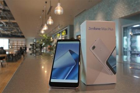 ZenFone Max Plus(M1)